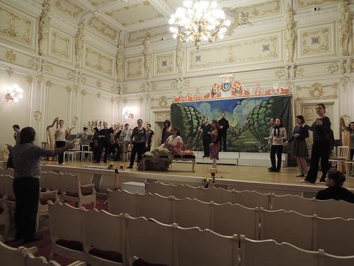 Final rehearsal
