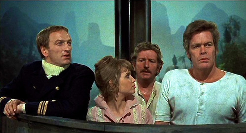 The Land That Time Forgot (1975) Screen Captures