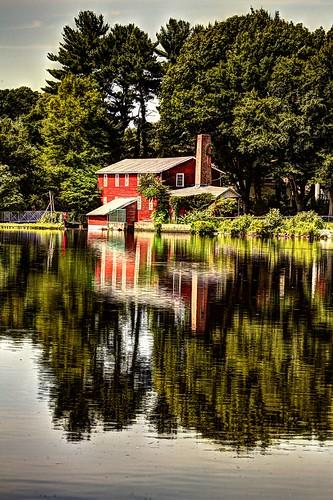 Cooper's Pond Bergenfield N'J'