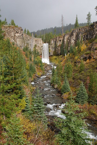 Tumalo Falls Oregon