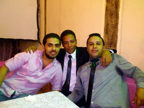 Mohamed El Sayed wedding