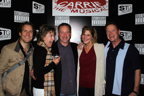 CARRIE Opening Night - October 11, 2013