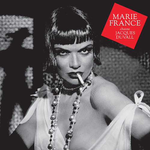 Marie France chante Jacques Duvall