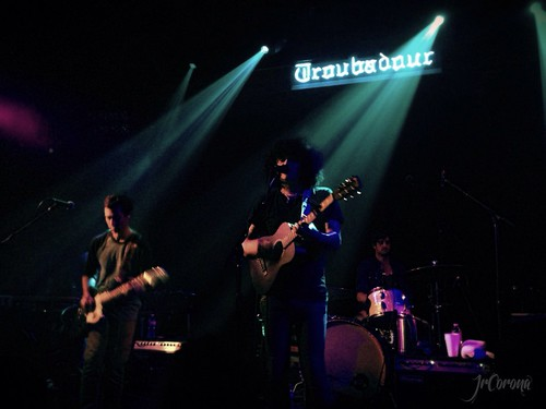 Zavalaz at The Troubadour (06/29/13)
