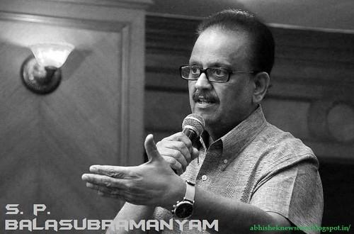 s. p. balasubramanyam indian singer