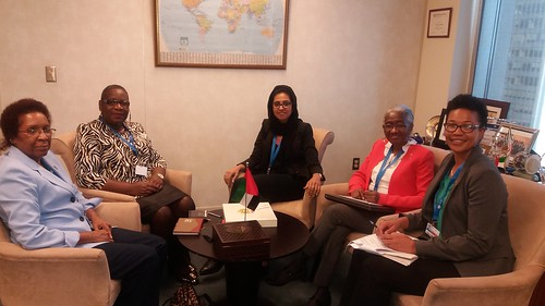 Meeting with Delegation of General Civil Aviation Authority, United Arab Emirates