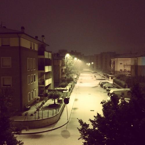 #snow #neve #nengue #bufa