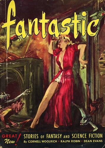 Fantastic Magazine - Nov/Dec 1952