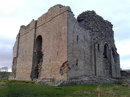 Bowes Castle County Durham
