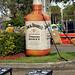 Jack Daniels Tennessee Honey Tailgate Zone