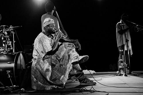 Elom 20ce à l'Institut Français du Togo