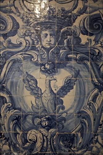 Azulejos da Catedral do Porto