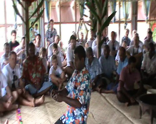 Village Welcome- Yagona Ceremony & Presentation