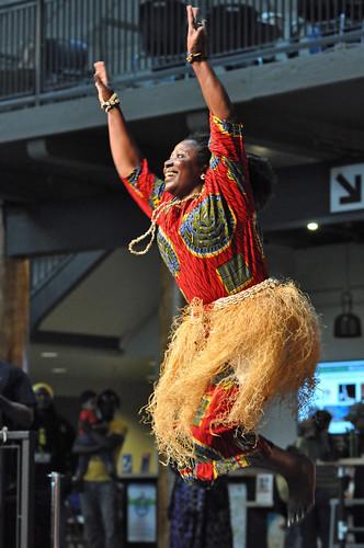 Spirit of West Africa