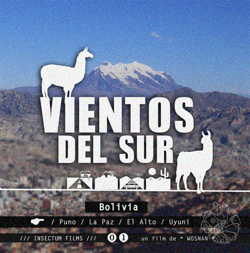 ► VIENTOS DEL SUR ×  SOUTH WINDS  ×