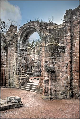 The Ruins of St. John's, Chester.