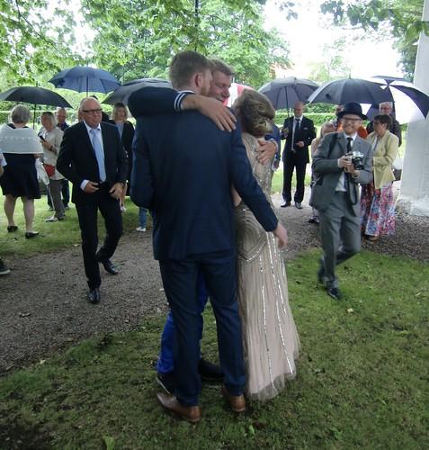 Daniels bröllop 18 juni 2016