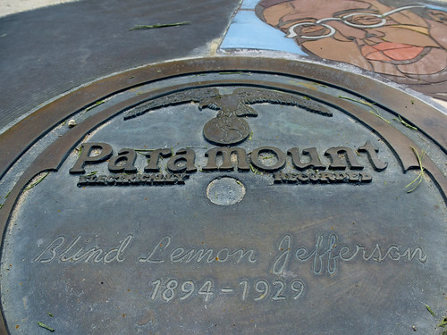 The Gennett Walk of Fame: Blind Lemon Jefferson