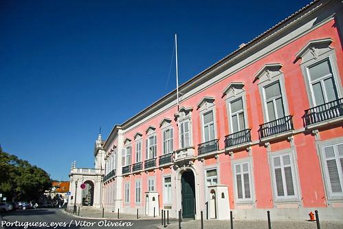 Palácio das Necessidades - Lisboa - Portugal