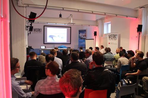 Ultracode, IoT & Robotics enthusiasts pres. Galileo, thethings.io & Veterobot1