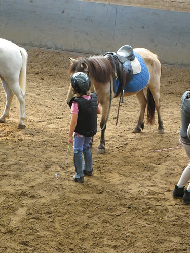 First Group Lesson at Ponies Septe(n4m3)