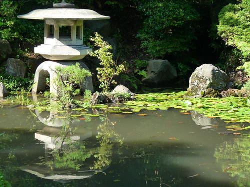 Kakubu-en garden** or garden