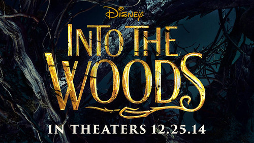 Streep Turns Creep For New INTO THE WOODS Poster!