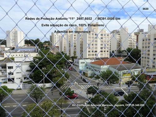 Av. Corifeu de Azevedo Marques, Redes de Proteção no Jaguare, CEP 05.340-002 , Resistentes e Duraveis.