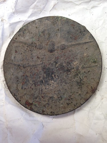 Antique WW2 Japanese Plane / Pearl Harbor Coin , 2014