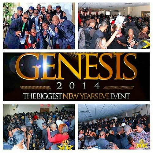 #TBT LAST YEAR NEW YEARS EVE WE GOT SHUTDOWN BY THE POICE @ KANIZA PALACE @ 9PM & @ 10PM MOVED THE PARTY 2 TROPICAL PARADISE BALLROOM AND LOOK @ THE TURN OUT . THIS YEAR WE BACK @ TROPICAL PARADISE BALLROOM FOR #GENESIS2K15 DECEMBER 31ST   GET YOUR OUTFIT