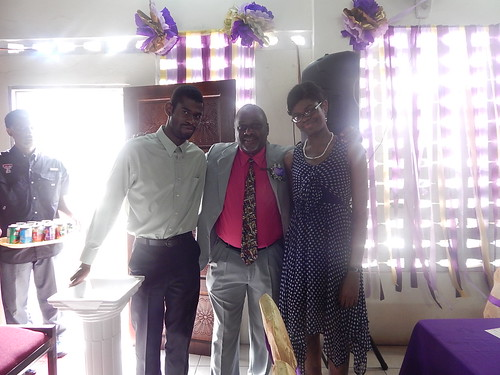 Kwame Payne, Keisha George, Christian George