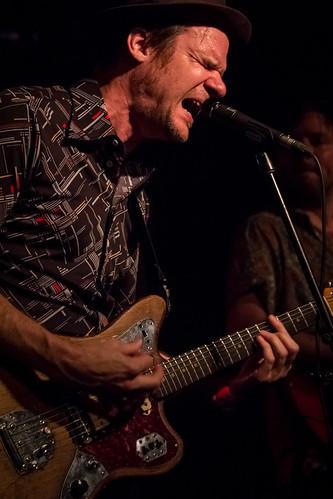 Jack Oblivian + The Sheiks @ Tvornica Kulture, Zagreb, 8th Sep 2014