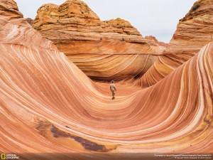1photo: The Wave in Arizona, USA