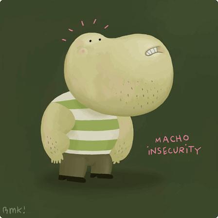 Macho Insecurity