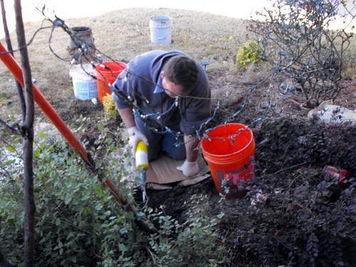 Plumbing Leak 11302016 - Repairing
