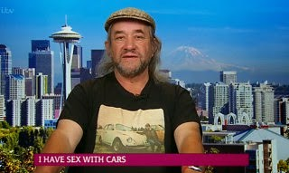Meet A Mechaphile Who Has Had Sex With Over 700 Cars And Other Machines