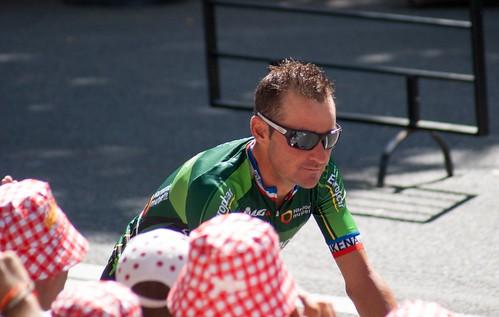 Tour de France à Gap - Thomas Voeckler