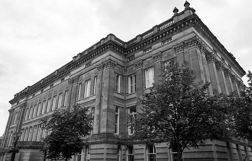 The Albert Halls, Bolton Town Hall
