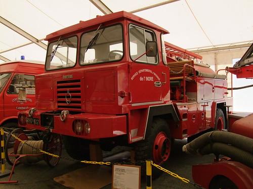 Berliet GBK 18 4X4 CCFF 1963