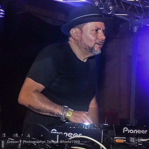 Louie Vega on the digital wheels of steel at the Liverpool Disco Festival, Baltic, Triangle, Merseyside, L1. 29th October 2016 #LouieVega #MaW #NuyoricanSoul #ElementsOfLife #AnaneVega #KenLou #DanceRitual #VegaRecords #DopeWax #LiverpoolDiscoFestival #Ba