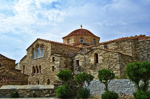 Ekatontapiliani - Paros - Greece