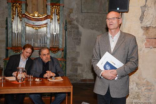 Tisková konference – Yefim Bronfman /29.10.2015/ © Pražské jaro – Ivan Malý