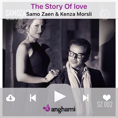 "♫ #NowPlaying ""The Story Of love"" by Samo Zaen & Kenza Morsli on #Anghami http://lnk.anghami.com/aB1b/7qLSvWxoan 💔"