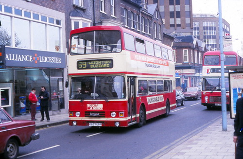 Luton and District G657UPP