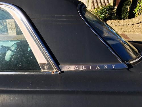 Plymouth Valiant Chrome Side Strip