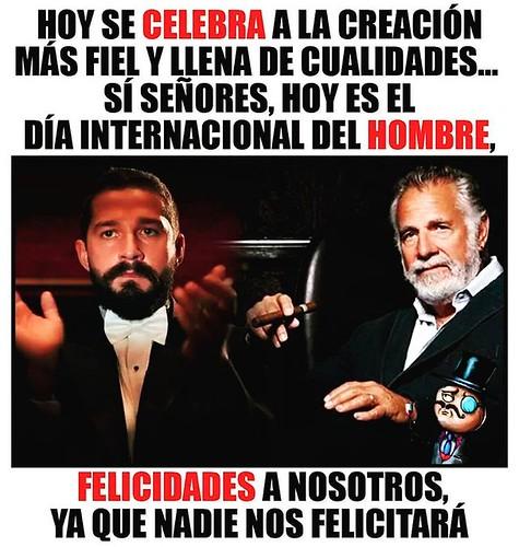 Típico siempre pasa lo mismo de uno ni se acuerdan o no Amigos !! :) #diainternacionaldelhombre #hombres #men #menstyle #instalike #instafollow #follows #instachile #likeforlike #followme #tagsforlikes #like #chile #chilean #menwear #minos #amigos #friend