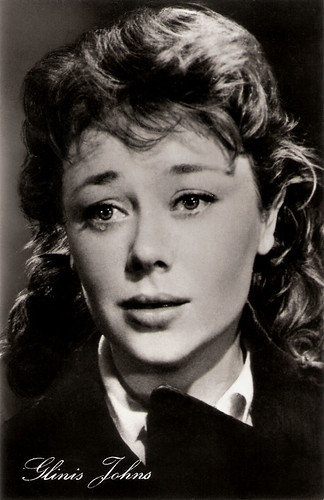 Glynis Johns in Personal Affair (1953)