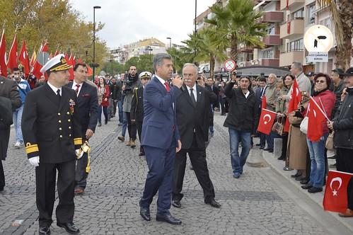 Cumhuriyet Bayramı Törenlerle Kutlandı (23)