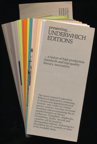 UNDERWHICH EDITIONS