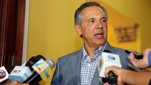 JR Peralta: Gobierno está preparado para tormenta Erika